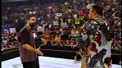 "Mick Foley ""It Doesn't Matter"" to The Rock WWF RAW is WAR 7/3/2000"