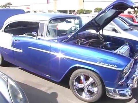 BELLAIR PLAZA OLD CARS 2015 - DAYTONA BEACH FL.