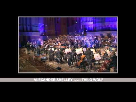 ALEXANDER SHELLEY meets THILO WOLF - ALL OF ME  (Big Band & Symphony)