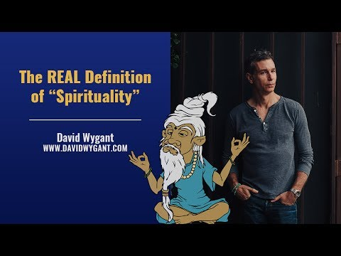 The REAL Definition of Spirituality (with John Keegan)
