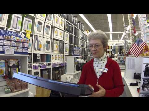 Bed Bath and Beyond, Christmas Shopping, 23 December 2015, GOPR0056