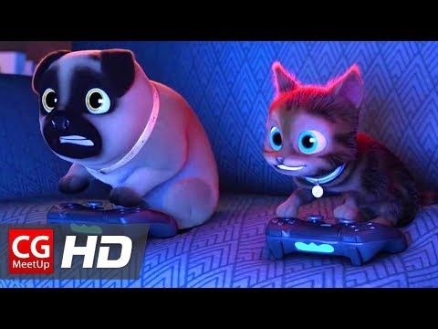 CGI Animated Short Film: 'Decaf Animated Short Film' by The Animation School | CGMeetup