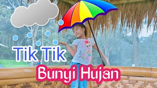 Tik Tik Bunyi Hujan | Lagu Anak Indonesia Terpopuler | Main Hujan-Hujanan