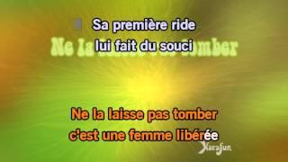 Karaoké Femme libérée - Soma Riba *