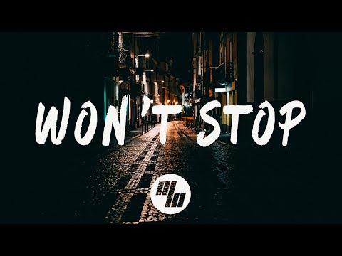 Midsplit - Won't Stop (Lyrics / Lyric Video) Ft. Rhea Raj