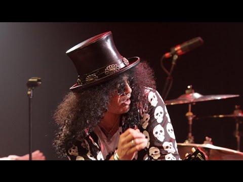 Slash Live in Concert @ Paradiso, Amsterdam (Netherlands) 30/5/2010