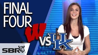 NCAA Tournament Picks Wisconsin/Kentucky in Final Four