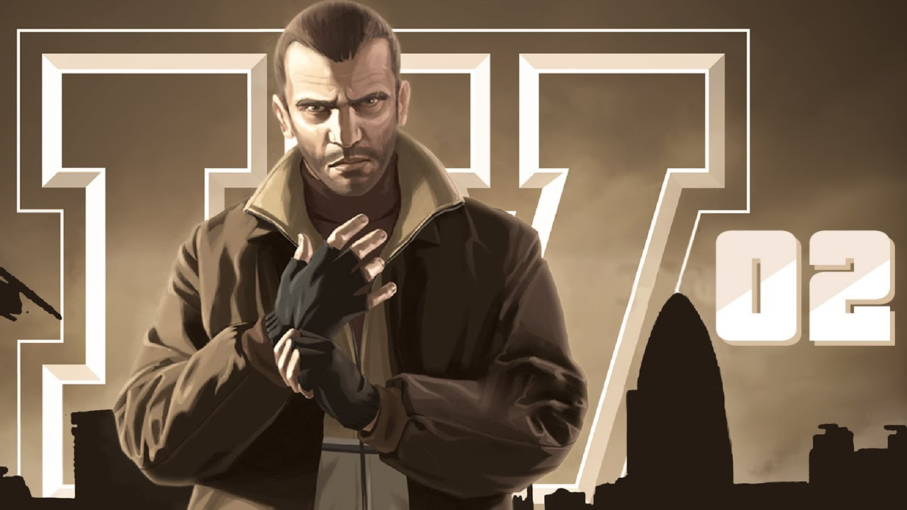 Randki na Grand Theft Auto 4