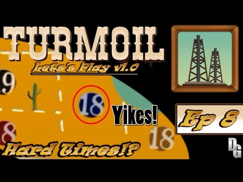 Turmoil ► Let's Play Episode 8 - Squeezing Oil From Sand! (1440p)
