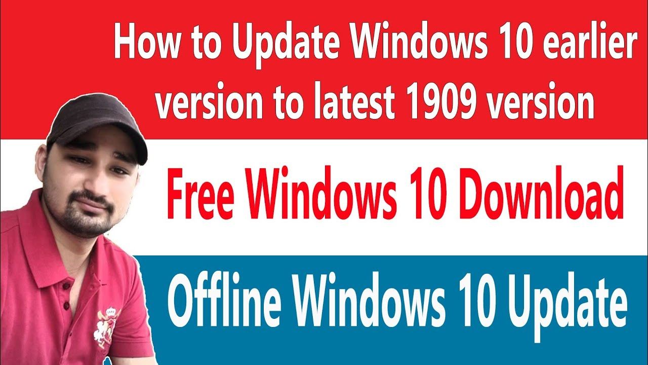 How to Update Windows 10 Latest Version 1903 without Losing any Data |  Windows 10 1903 Updates