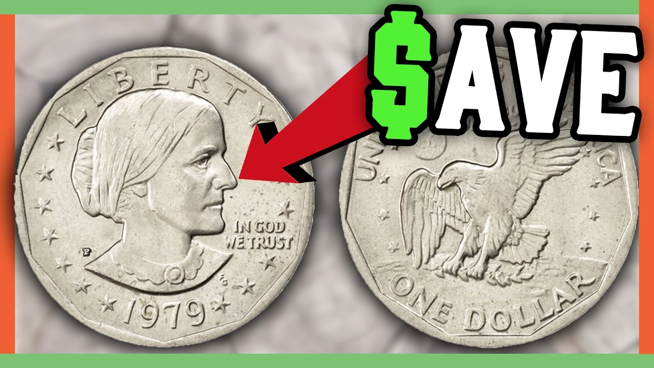 RARE SUSAN B ANTHONY DOLLAR COINS WORTH MONEY - VALUABLE US COIN VARIETIES!!
