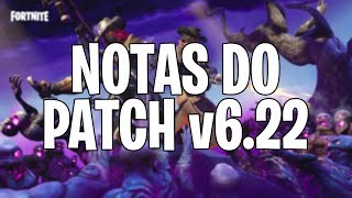 PATCH NOTES v 6.22-NEW WEAPON and NEW MODES-Fortnite Battle Royale