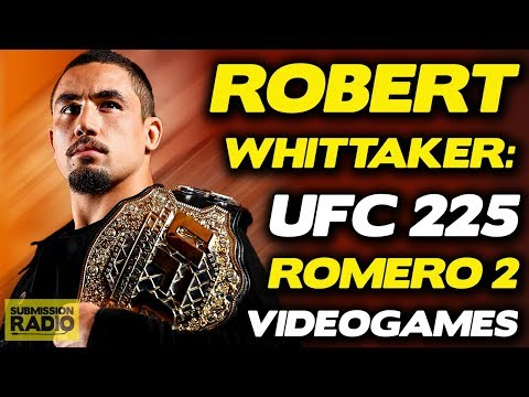 """Robert Whittaker on Yoel Romero at UFC 225: """"I Pray That He Fights Me Like He Fought Rockhold"""""""