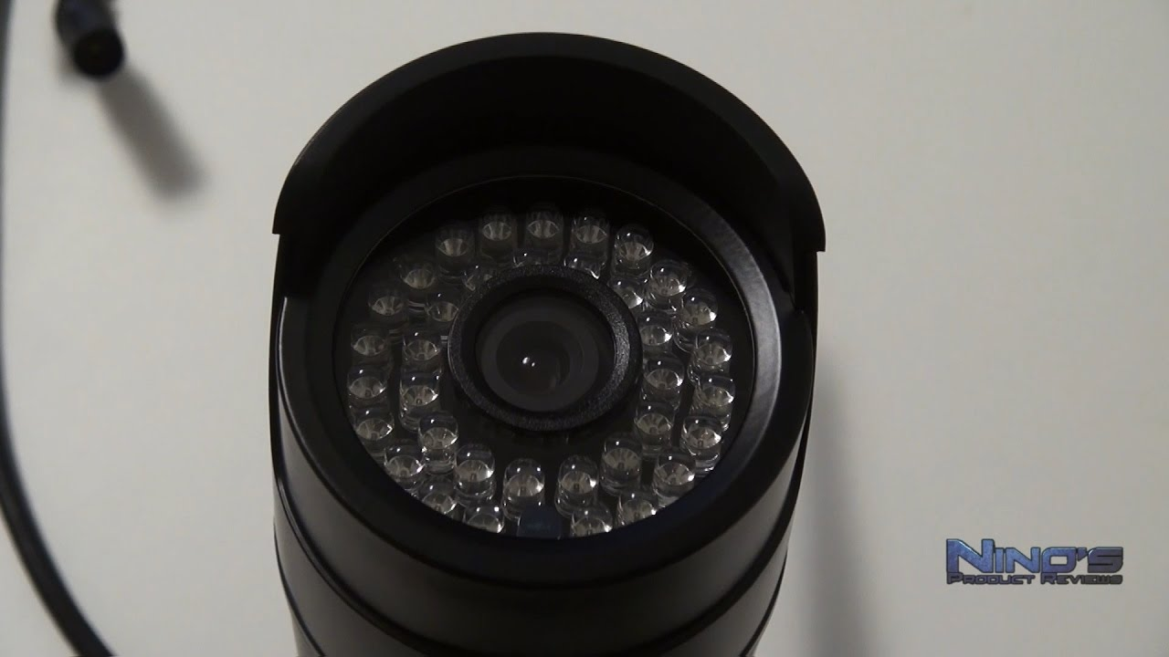 Wansview W2 Outdoor 1080p Camera Review