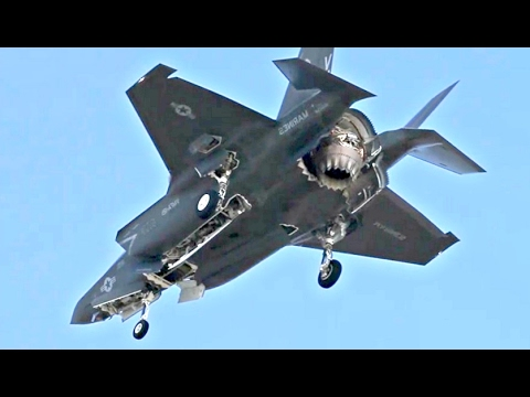 WORLDS SMARTEST Military Aircraft the smartest choice for the US Air Force