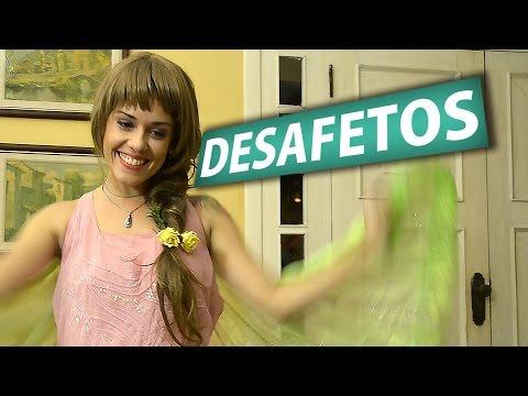 DESAFETOS (Humor E Espiritismo)
