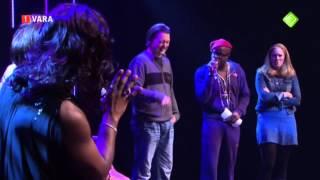 Jandino Als Onji (Van de show Caribbean Combo 2012)