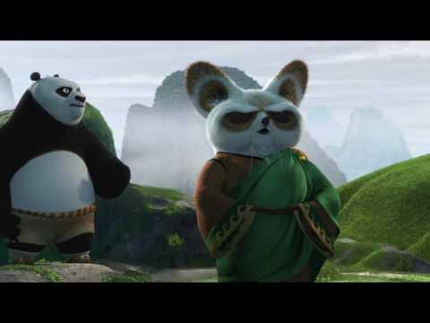 Kabali Teaser | Kung Fu Panda Version
