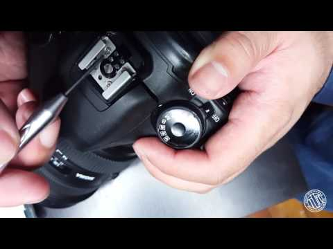 Canon EOS 7D Hot Shoe Fix