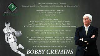 ProFiles with Jason Patterson - Bobby Cremins