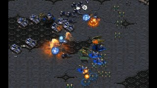 GOSU - Ares (T) v GyungDoo (P) on Andromeda  - StarCraft  - Brood War REMASTERED