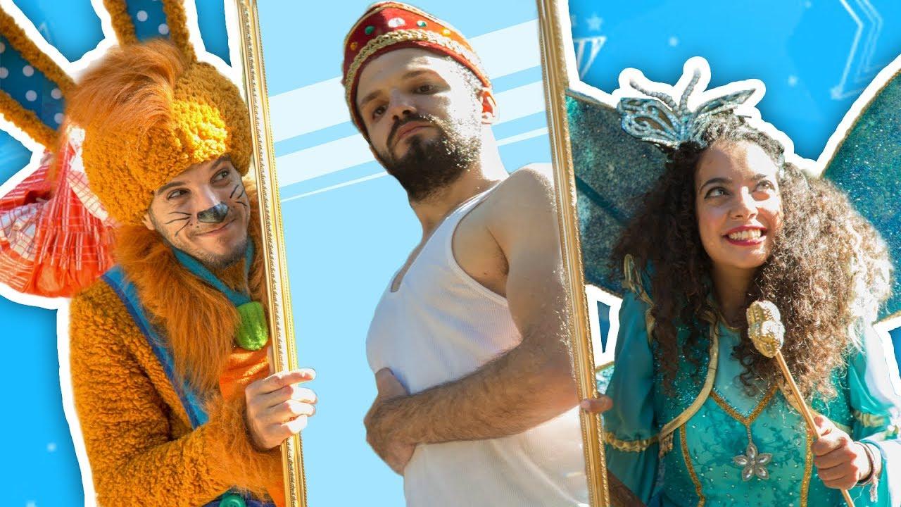 نطنط وأرنوب - لباس الملك الجديد | Natnat & Arnoob - The King's New Outfit