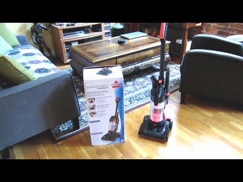 Bissell PowerForce Compact - Demo and Close Up Review of Vacuum