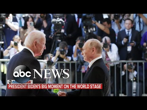 Biden faces critical issues at home after 1st foreign trip  ABC News