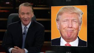 New Rule: Orange Sphincter to the Rescue | Real Time with Bill Maher (HBO) thumbnail