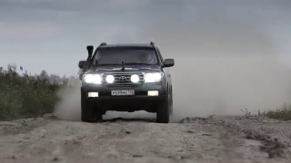 Подвеска OME на Toyota Land Cruiser 200