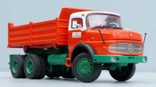 Conrad Mercedes Benz LAK 2624 Truck