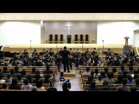 Stand Up for Jesus Hymns Symphony  Immanuel Orchestra BuPyeong Methodist Church  2013