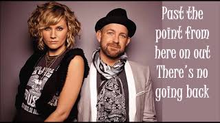 Sugarland -Bigger- Lyrics On Screen