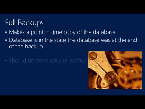 TechEd North America 2013 Microsoft SQL Server Management Basics for Non DBAs
