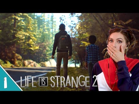What A Beginning! | Life is Strange 2 Pt. 1 | Marz Plays