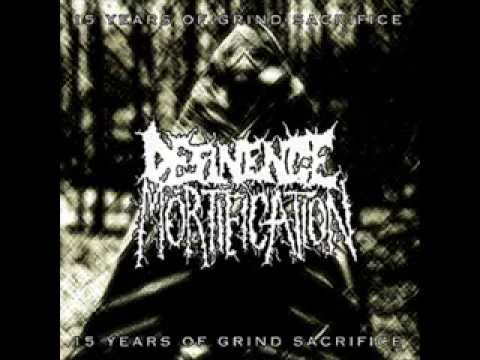 Desinence Mortification - 15 Years Of Grind Sacrifice -'08 (Full Album)