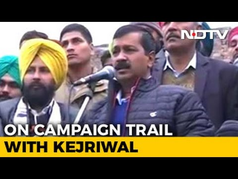 AAP's Punjab Campaign Is All About Arvind Kejriwal, And A Bespoke Delhi