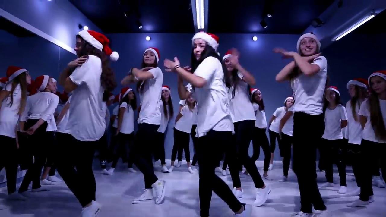 Christmas hip hop Dance Jingle Bells 2018 - YouTube
