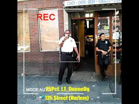 "25Pct LT. Donnelly Violating The ""Handshu Act"" & Harassing Muslim Store Owner"