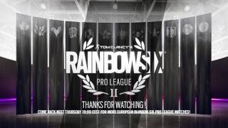 Rainbow Six Pro League - Europe - Week 2 thumbnail