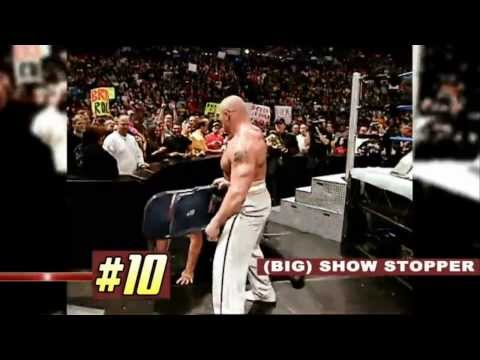WWE RANK'D: Brock Lesnar's Greatest Attacks