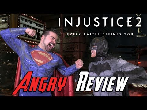 Thumbnail: Injustice 2 Angry Review
