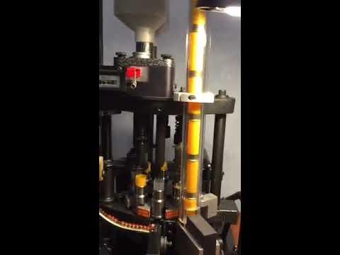 Автоматический станок для изготовления патронов Ponsness Warren