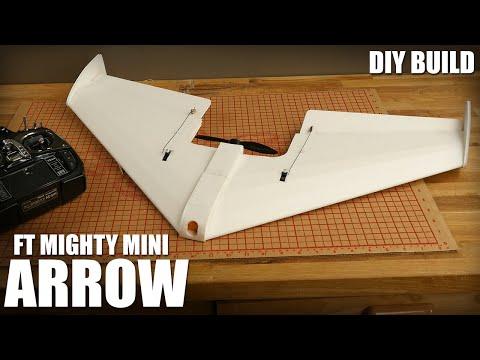 FT Mighty Mini Arrow - DIY Build   Flite Test