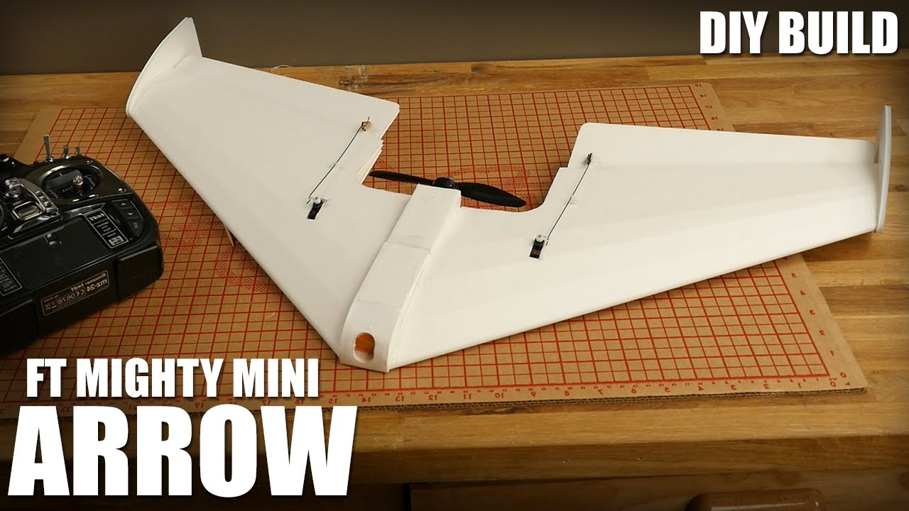 FT Mighty Mini Arrow - DIY Build | Flite Test
