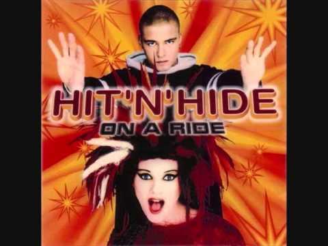 Hit 'n' Hide - Hit 'n' Hide On A Ride (1998)