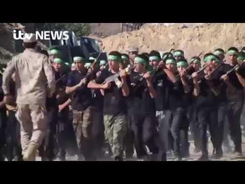 Inside the Hamas summer training camp for Gaza teens