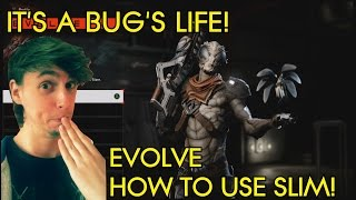 NEW EVOLVE HUNTERS!!! This is a how to use Slim game play video so enjoy! BEHEMOTH?! Hey you sexy people do me a favor and share this video and or ...