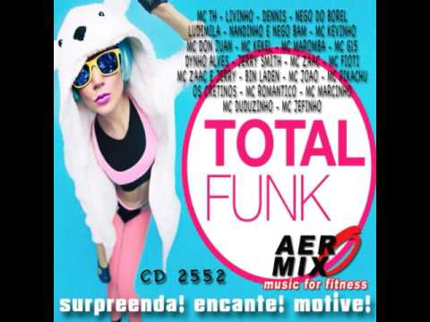 Demo CD 2552 - Funk Total remix - Studio Aeromix