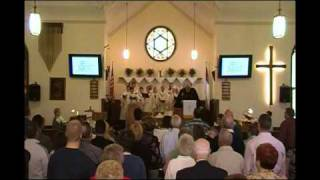 Paulding UMC April 24: Easter Hymn & Benediction